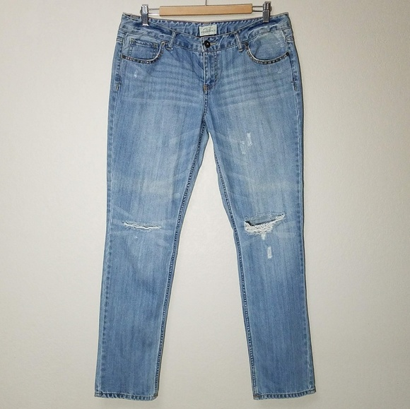 e71d6a860d3 Aeropostale Jeans   Bayla Skinny Riveted Distressed   Poshmark